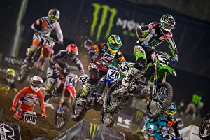 Monster Energy Supercross   The Official Videogame presenta il track editor