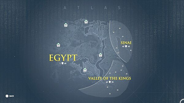 Why is the sinai region red on atlas map i own season pass and in publicscrutiny Image collections