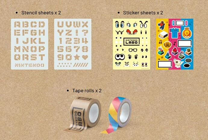 Labo_Customization_Set