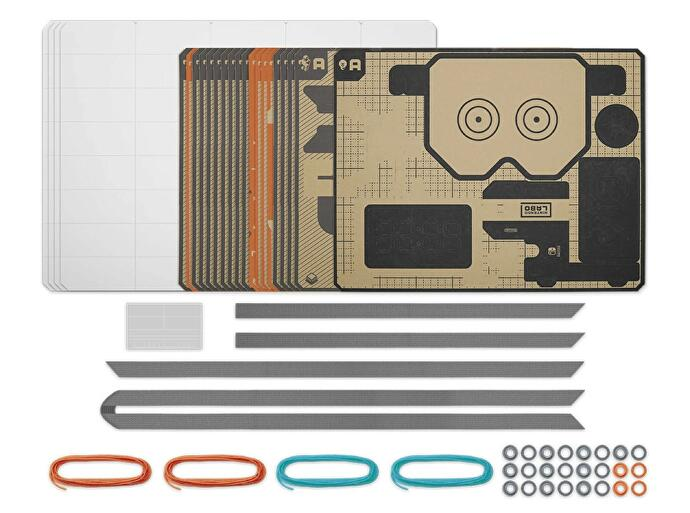 Labo_Robot_Kit_Contents
