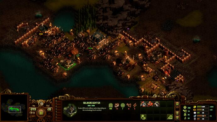 They Are Billions is an unputdownable RTS revelation