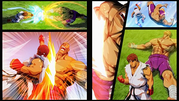 Street Fighter 5 Arcade Edition im test