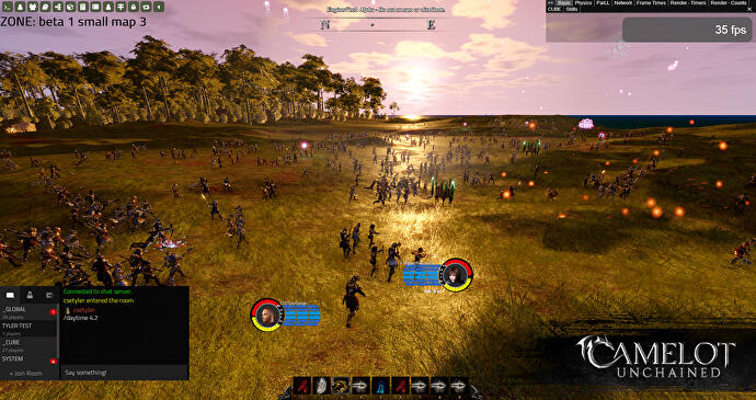 Why the people behind crowdfunded Camelot Unchained won't sell