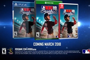 R.B.I. Baseball 18 arriverà su Switch