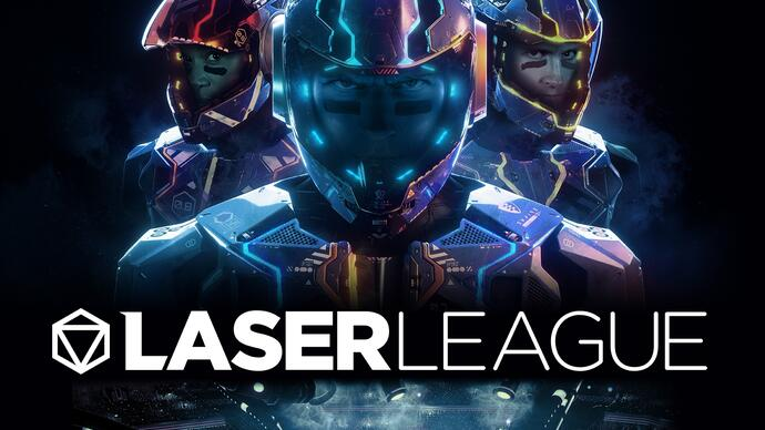 Roll7's Laser League is getting an open beta this week