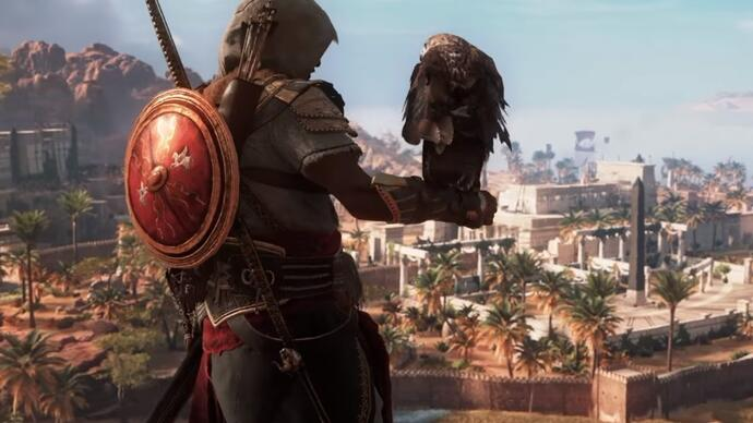 Assassin's Creed Origins: The Hidden Ones z nowym trailerem