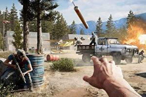 Far Cry 5 userà la tecnologia anti tamper Denuvo