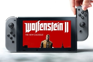 Wolfenstein II The New Colossus: Bethesda conferma Panic Button per la versione Nintendo Switch