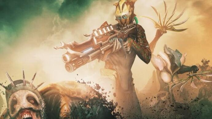 Warframe's latest console update brings Ghoul hunting and customisable living quarters