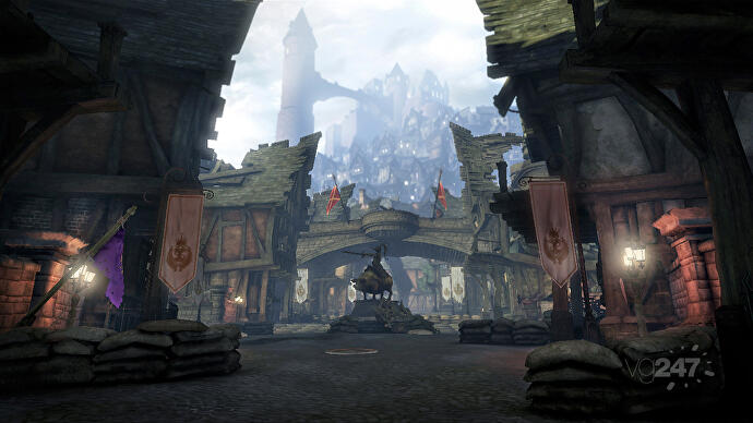 PRESSKIT_FableIII_Screenshot_Bowerstone_Under_Siege_06142010