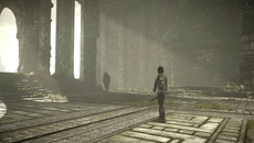 Volumetric light shafts are used through the game lending an extra layer of depth to many scenes. There is a thickness to the air that enhances the immersion factor.
