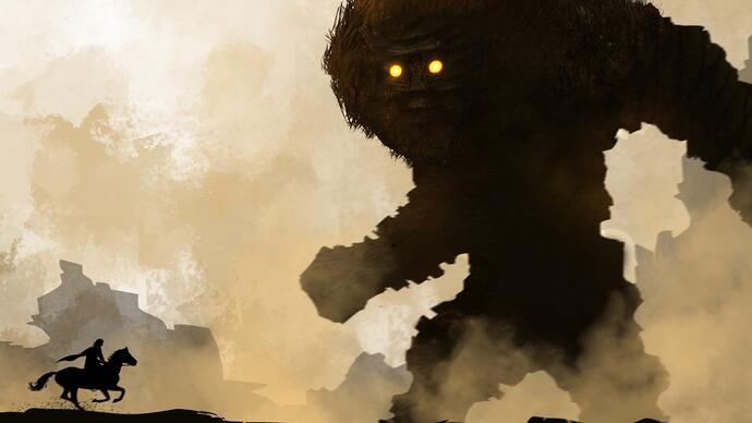 Shadow of the Colossus -recensione