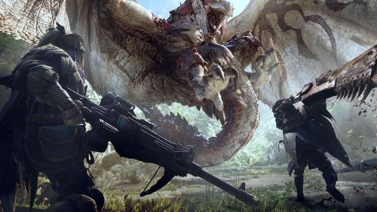 Monster Hunter World Tested Four Consoles Eight Games Modes