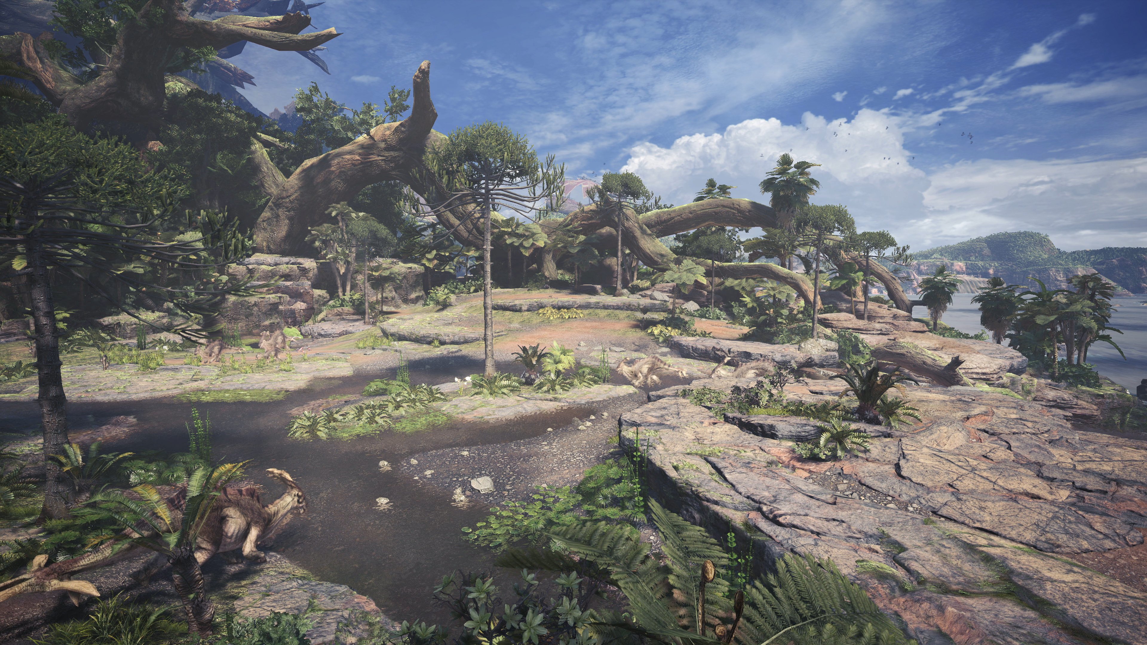 Monster Hunter World tested: four consoles, eight games