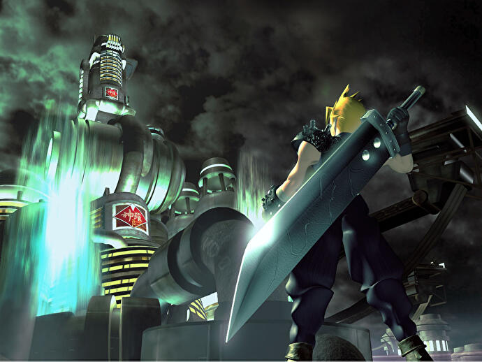 Cloud_Shinra_HQ