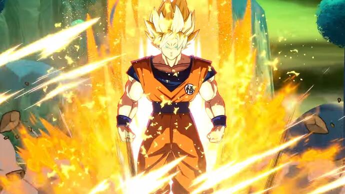 Dragon Ball FighterZ review - Power niveau150.000.000.