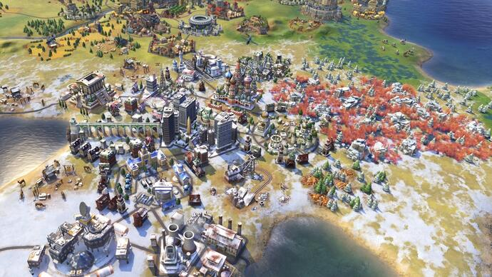 Civilization 6 Rise and Fall guide - expansion details and what's new in Civ 6 Rise andFall?