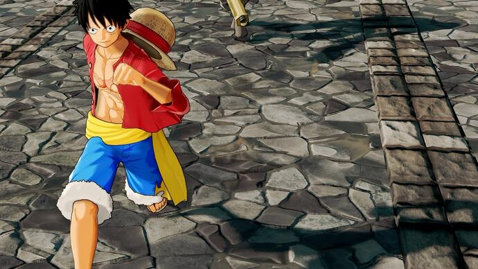 Trailer de One Piece: World Seeker a 4K