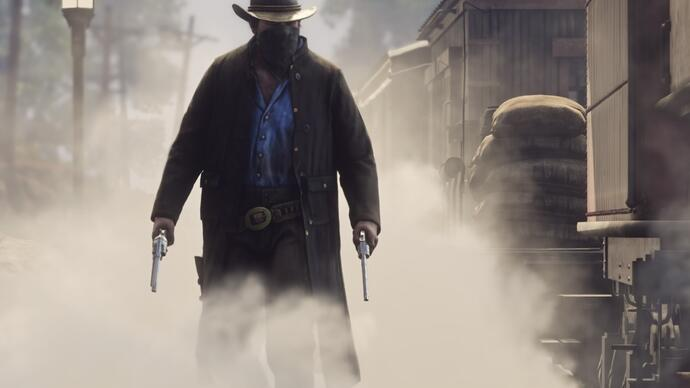 Un gigantesco leak di Red Dead Redemption 2 rivelerebbe dettagli su single-player, gameplay e modalità Battle-Royale