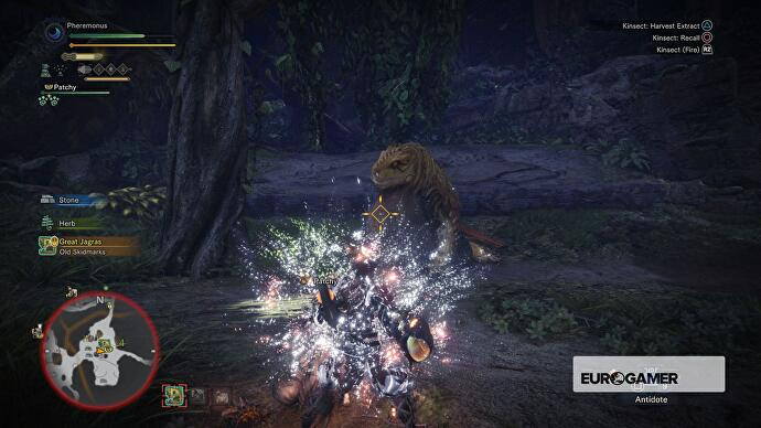 Monster Hunter World's Insect Glaive: Best Insect Glaive