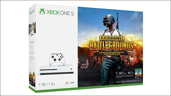 Microsoft annuncia PUBG in bundle con Xbox One S