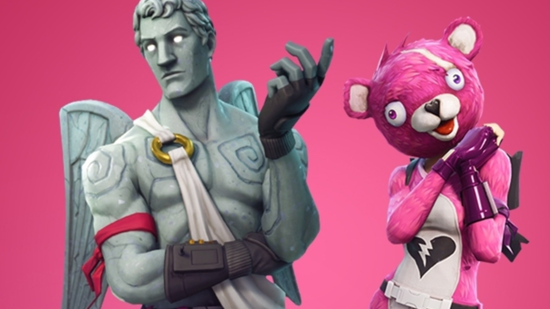 Fortnite Unveils New Valentine S Event Details Skins And Crossbows