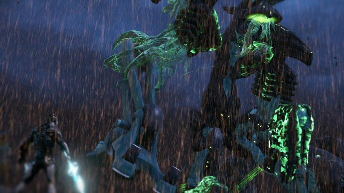 Warframe's Shrine of Eidolon update launches this week, brings two new titan boss fights