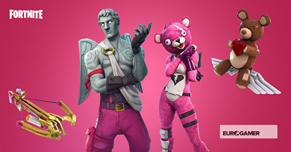 Fortnite Hit 3.4 Million Concurrent Players February 4th