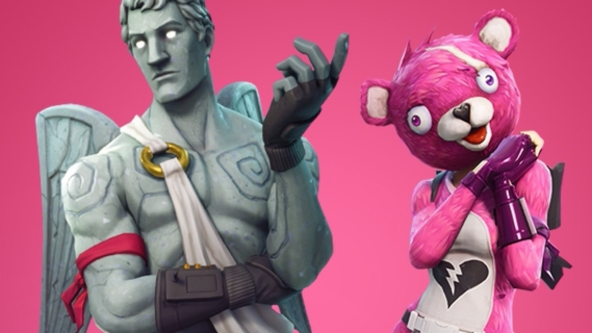 Fortnite Valentine S Day Event Update New Skins Cupid S Crossbow