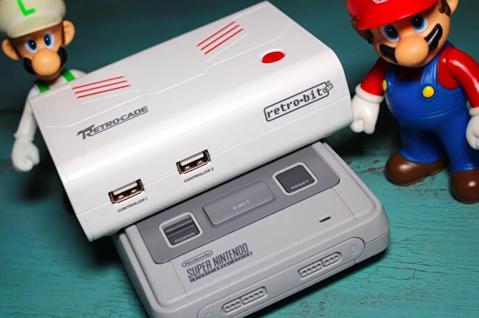 The retro gaming industry could be killing video game
