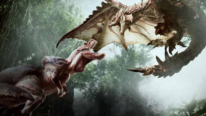 Monster Hunter World gets new patch, Capcom still struggling to fix Xbox One onlinewoes