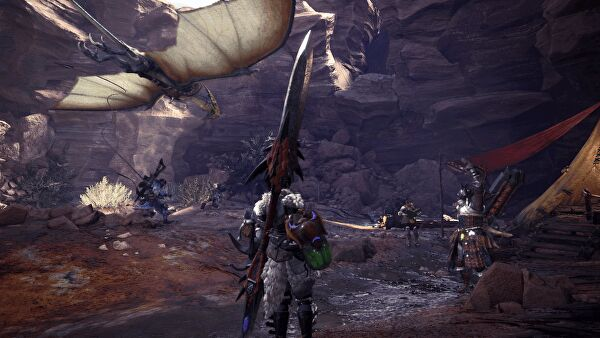 Non ci sarà alcun porting su Switch per Monster Hunter World