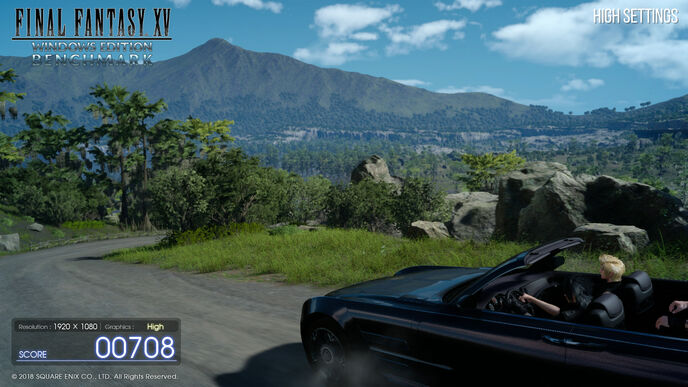 Final Fantasy 15 Windows Edition looks beautiful but at what
