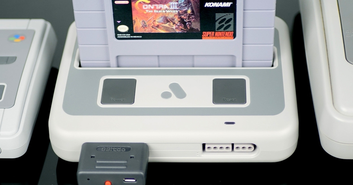 Super Nt review: a SNES for the 21st century