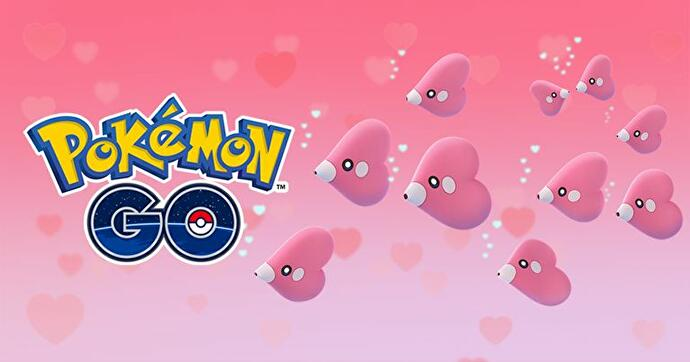 Pokemon Go Valentine S Day Event End Date Luvdisc Chansey And