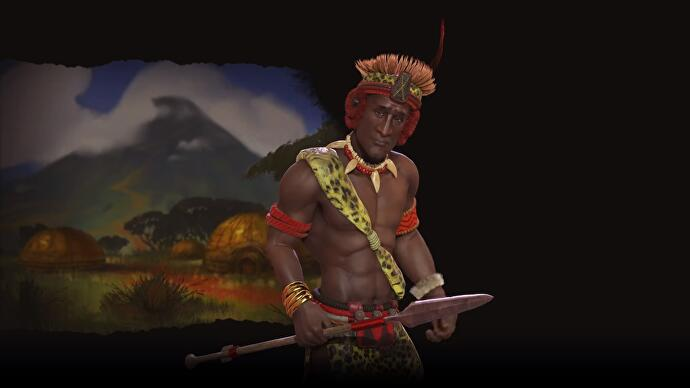 Civilization 6 new Civs - all new Civs in Rise and Fall and