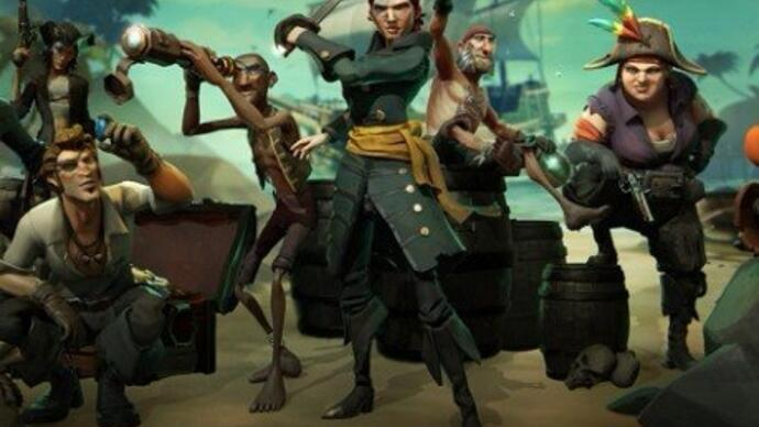 Beta fechada de Sea of Thieves regressa já amanhã