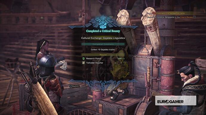 Monster Hunter World Gajalaka quests - How to find all