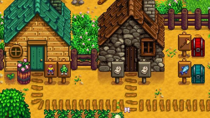 "Stardew Valley creator says new multiplayer features are ""done"", still hopeful of spring beta"