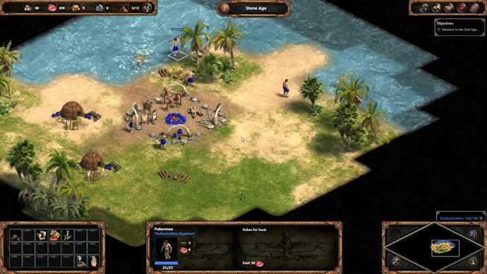 age of empires rise of rome demo campaign