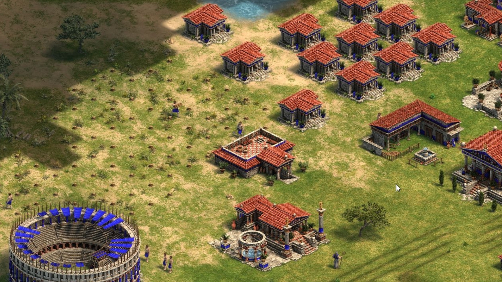 Age Of Empires Definitive Edition Review Rts Revival Doesn T Go