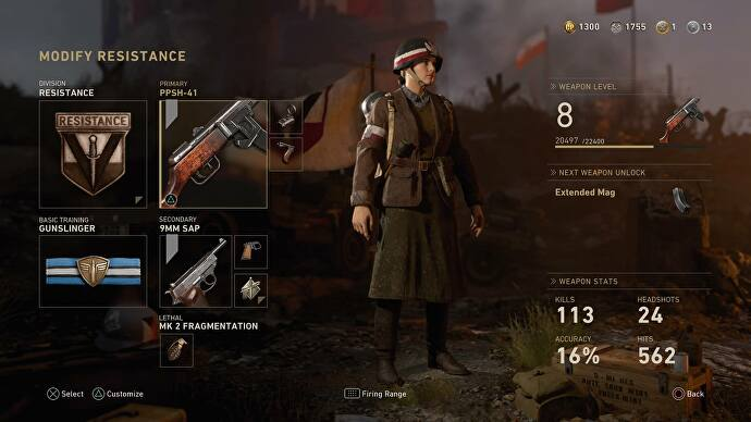 call of duty ww2 best class setup july 2018