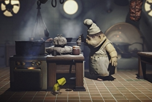 Little Nightmares: svelata la data di uscita del DLC The Res