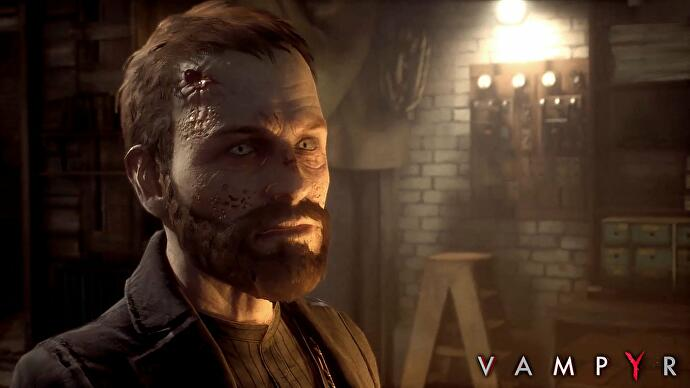 Vampyr's parasitic promise is plagued by conflict • Eurogamer net