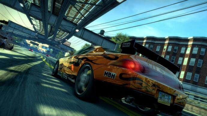 Burnout Paradise Remastered is real and coming to Xbox One and PS4 next month