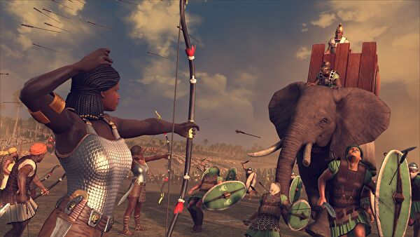 Total War: Rome 2 travels to Africa and Arabia in next DLC