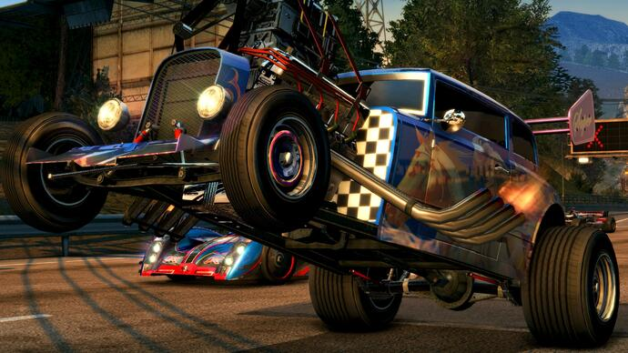 Burnout Paradise Remastered release bekend