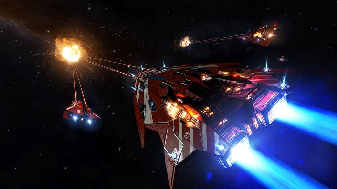 Elite Dangerous' third season kicks off next week with a massive