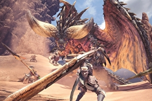 Monster Hunter World e PS4 continuano a dominare in Giappone