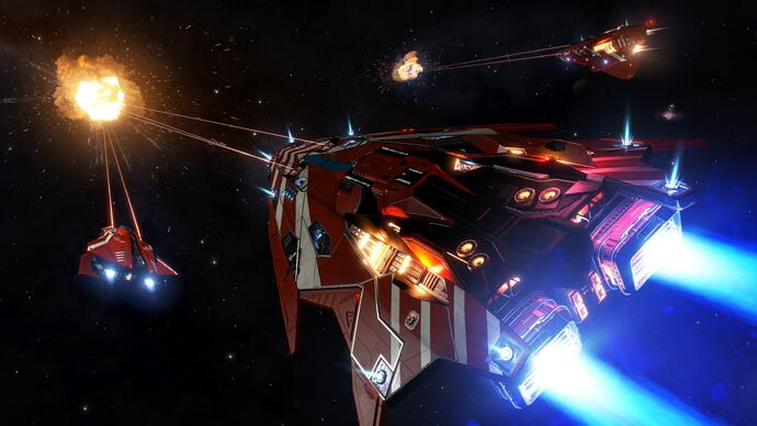 Elite Dangerous' third season kicks off next week with a massive free update on console and PC